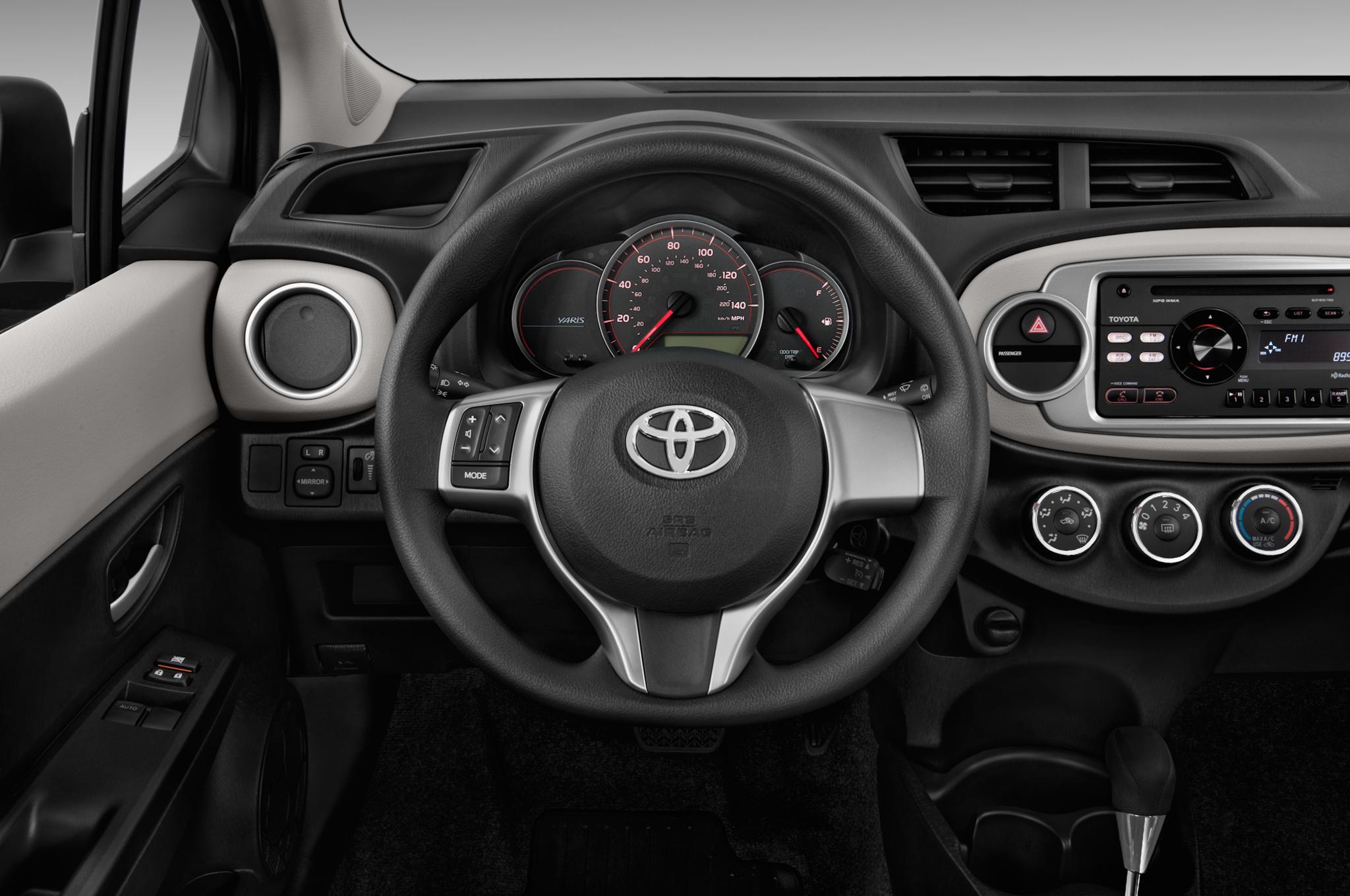 Toyota Yaris III Restyling 2014 - now Hatchback 3 door #6
