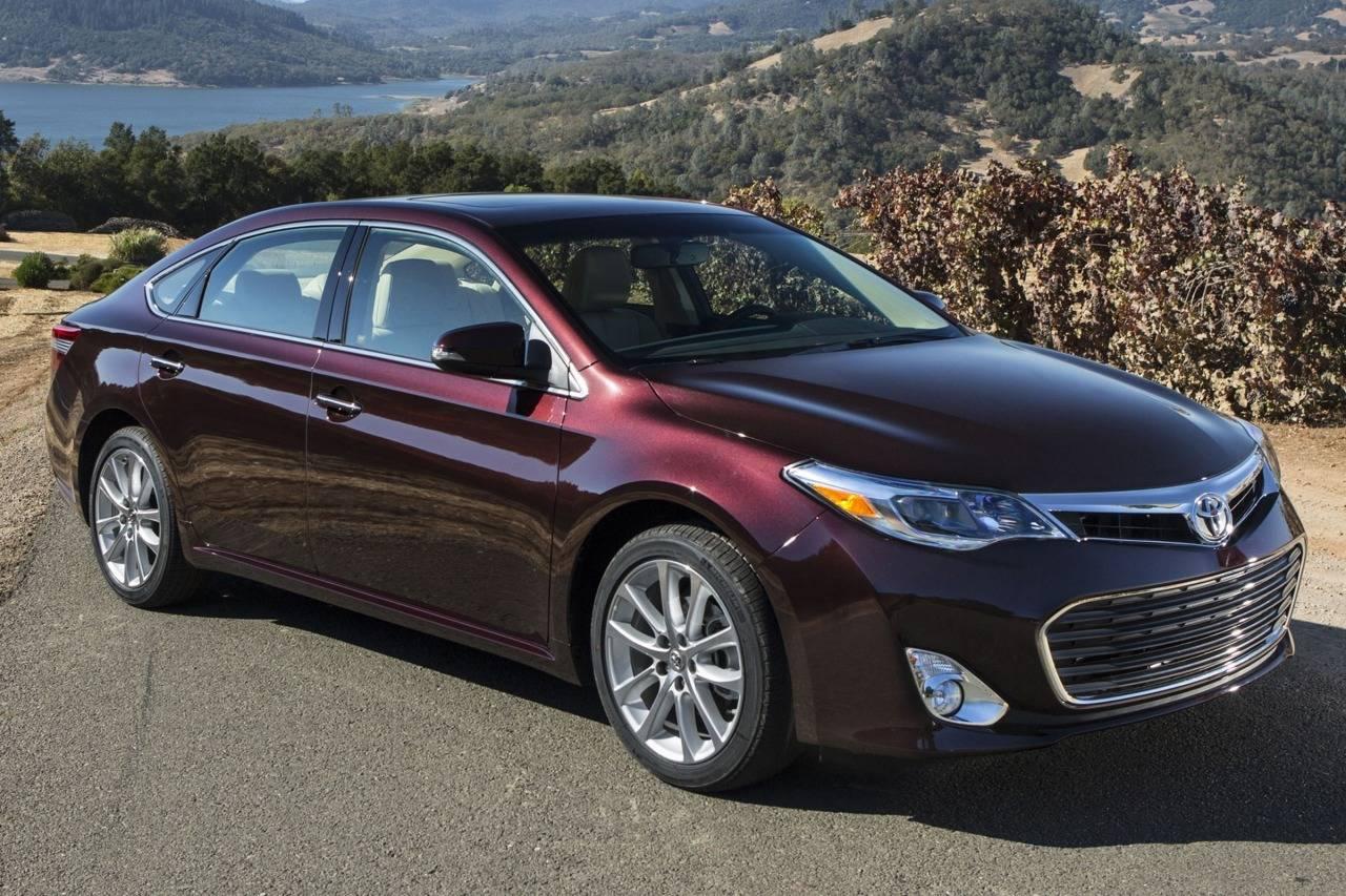 Toyota Avalon IV Restyling 2015 - now Sedan #6
