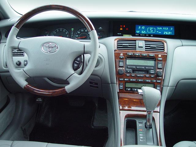 Toyota Pronard 2000 - 2004 Sedan #5