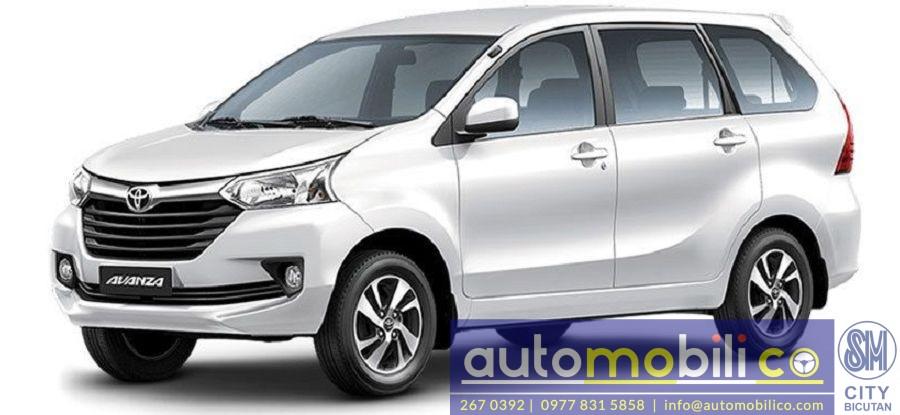 Toyota Avanza II 2011 - now Minivan #3