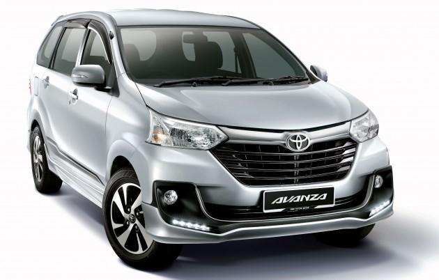 Toyota Avanza II 2011 - now Minivan #6