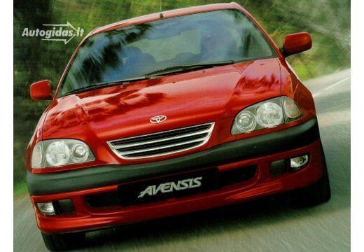 Toyota Avensis I 1997 - 2000 Hatchback 5 door #3