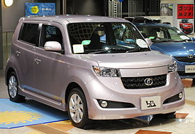 Toyota bB II Restyling 2008 - 2016 Compact MPV #2