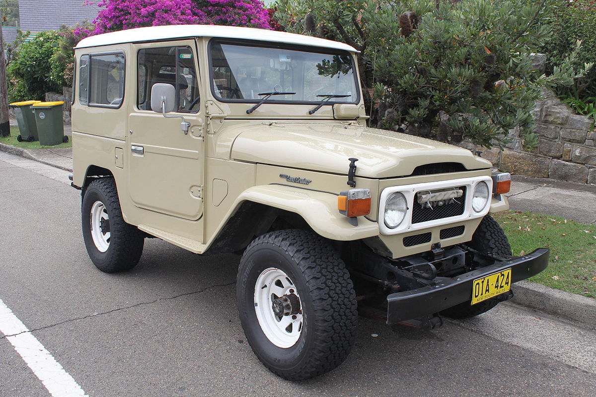 Toyota Blizzard 1984 - 1994 SUV #4