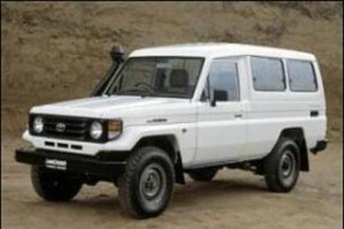 Toyota Blizzard 1984 - 1994 SUV #1