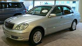 Toyota Brevis 2001 - 2007 Sedan #5