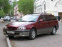 Toyota Caldina I 1992 - 1995 Station wagon 5 door #4