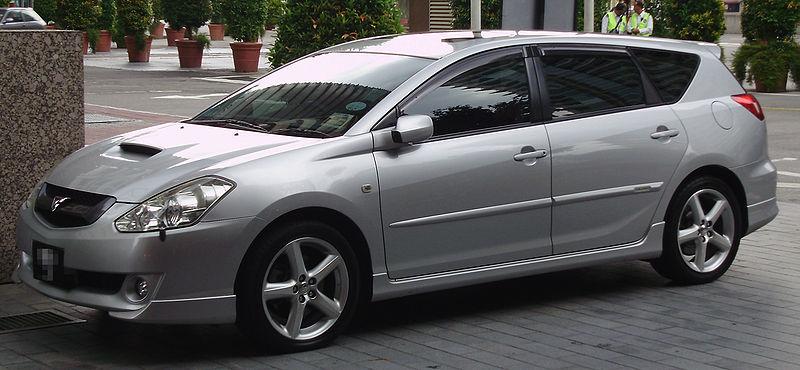 Toyota Caldina III Restyling 2005 - 2007 Station wagon 5 door #7