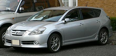 Toyota Caldina III Restyling 2005 - 2007 Station wagon 5 door #6