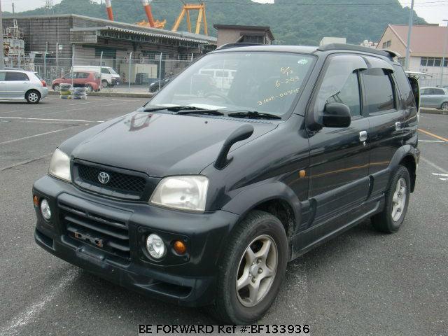 Toyota Cami 1999 - 2006 SUV 5 door #1