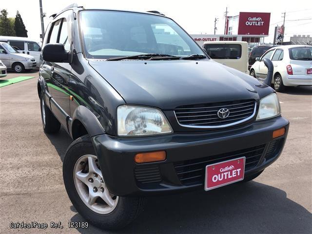 Toyota Cami 1999 - 2006 SUV 5 door #5