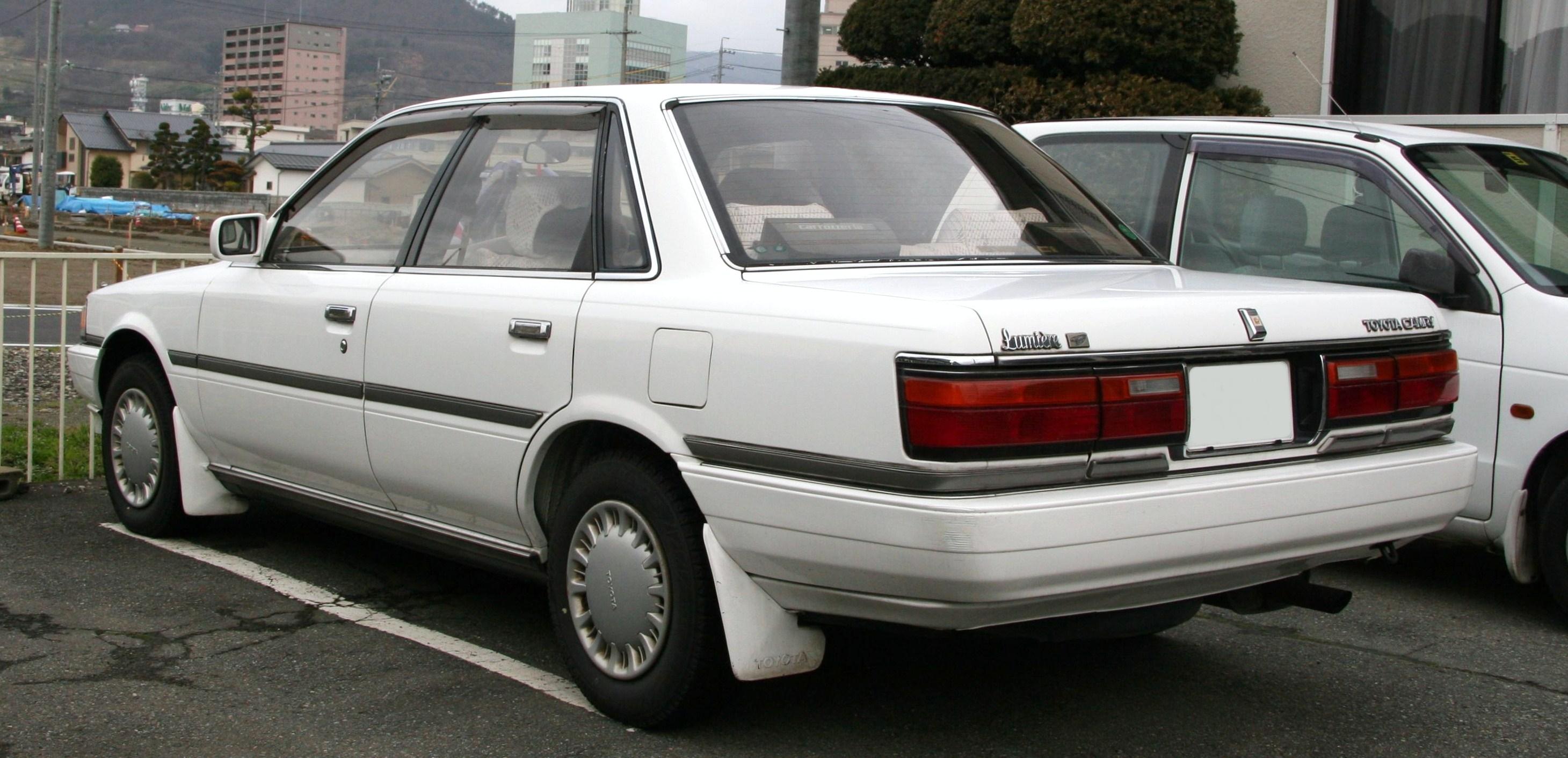 Toyota Vista I (V10) 1982 - 1986 Hatchback 5 door #5