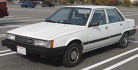 Toyota Vista I (V10) 1982 - 1986 Hatchback 5 door #7