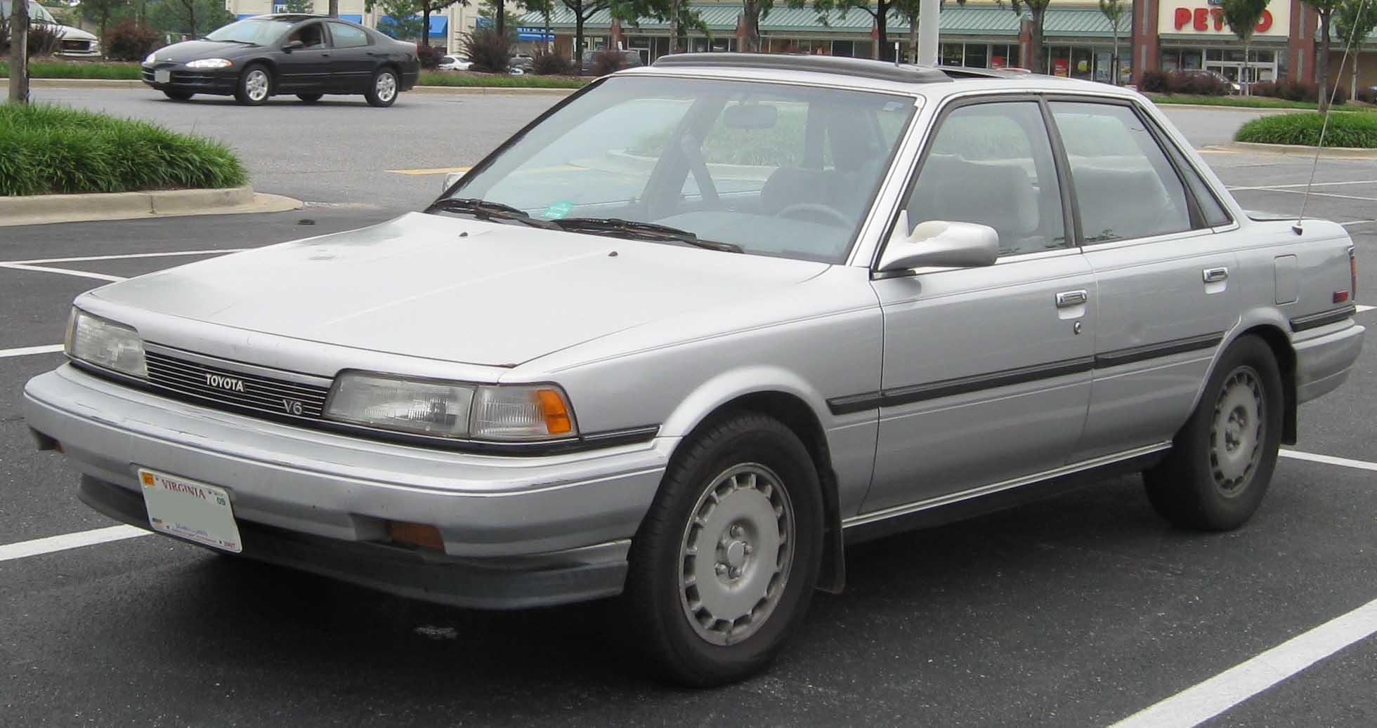Toyota Vista II (V20) 1986 - 1990 Sedan #2