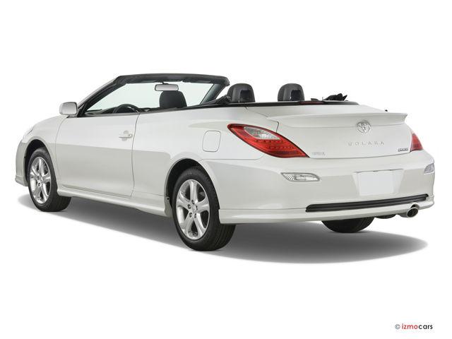 Toyota Camry Solara I 1998 - 2003 Cabriolet #4