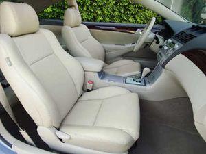 Toyota Camry Solara I 1998 - 2003 Cabriolet #7