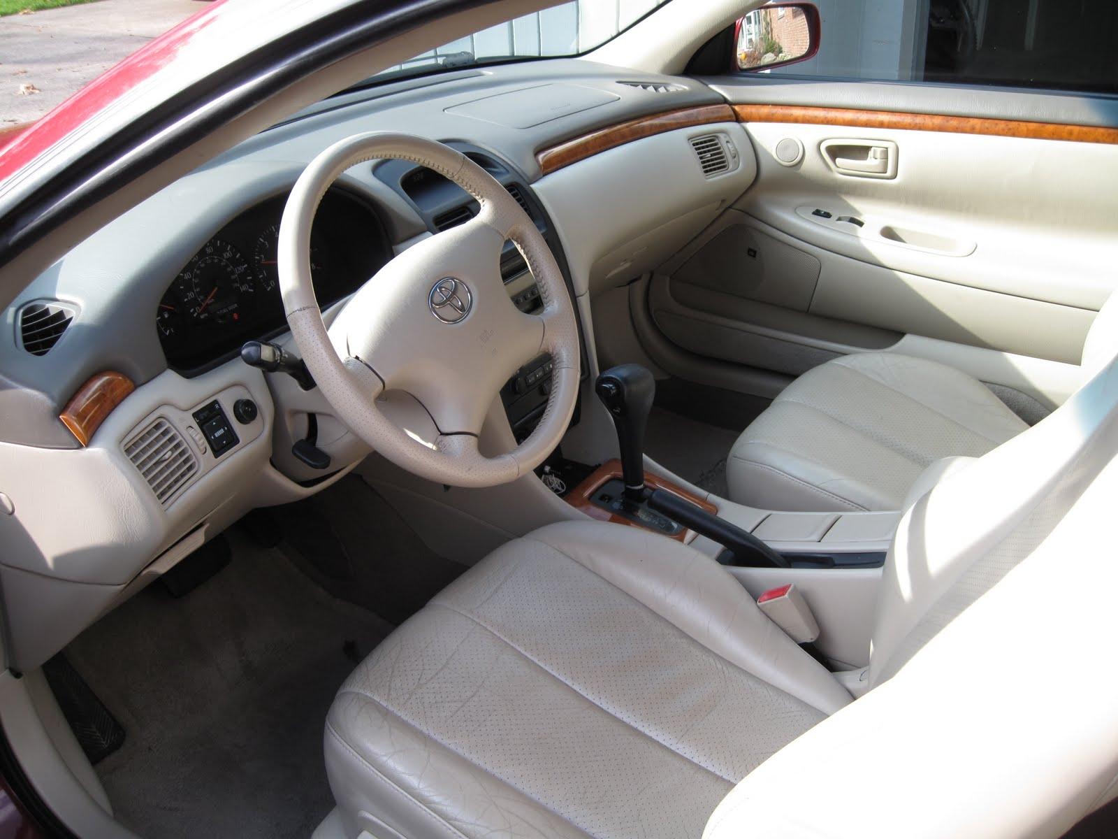Toyota Camry Solara I 1998 - 2003 Coupe #8