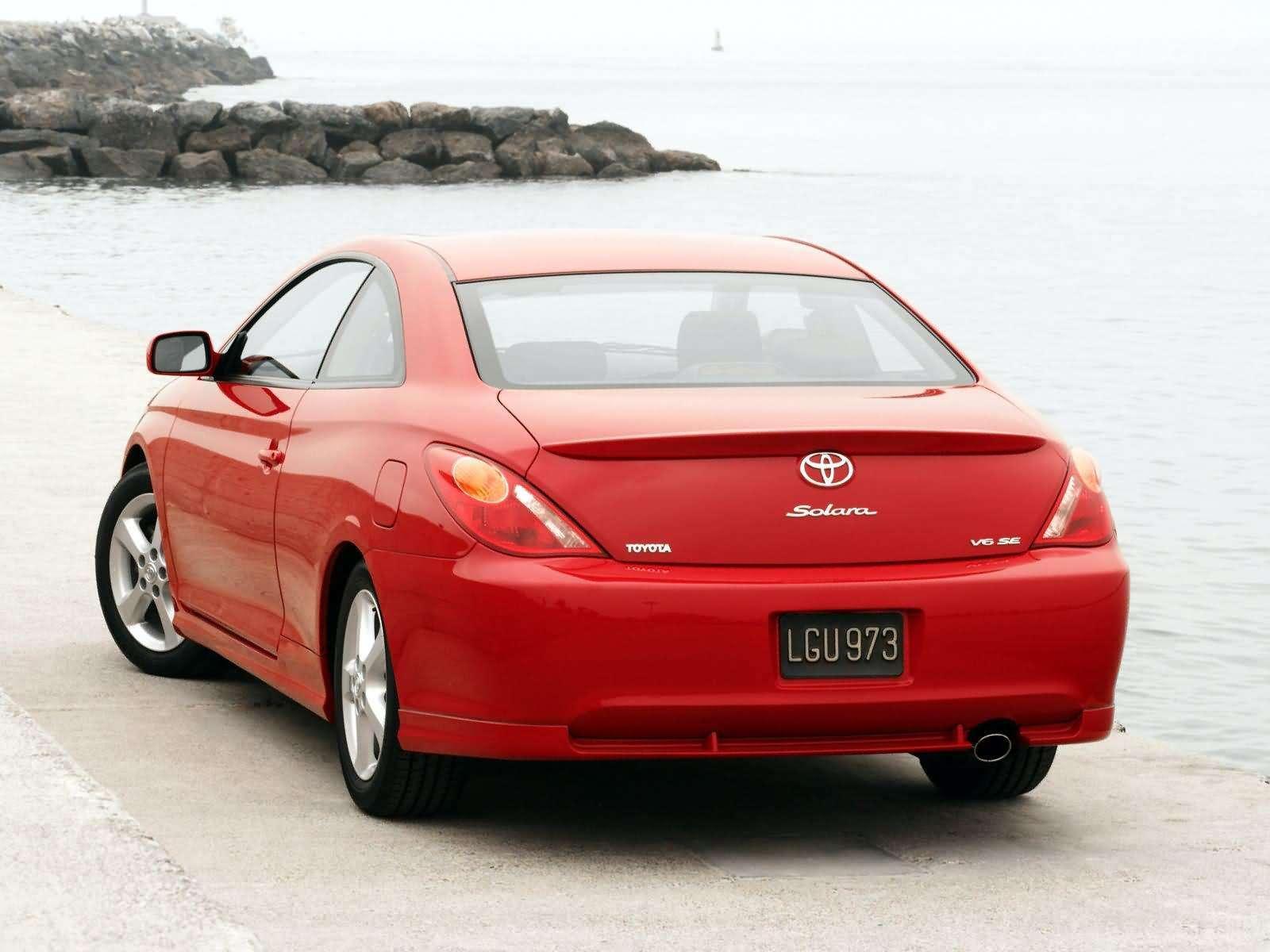 Toyota Camry Solara I 1998 - 2003 Coupe #5