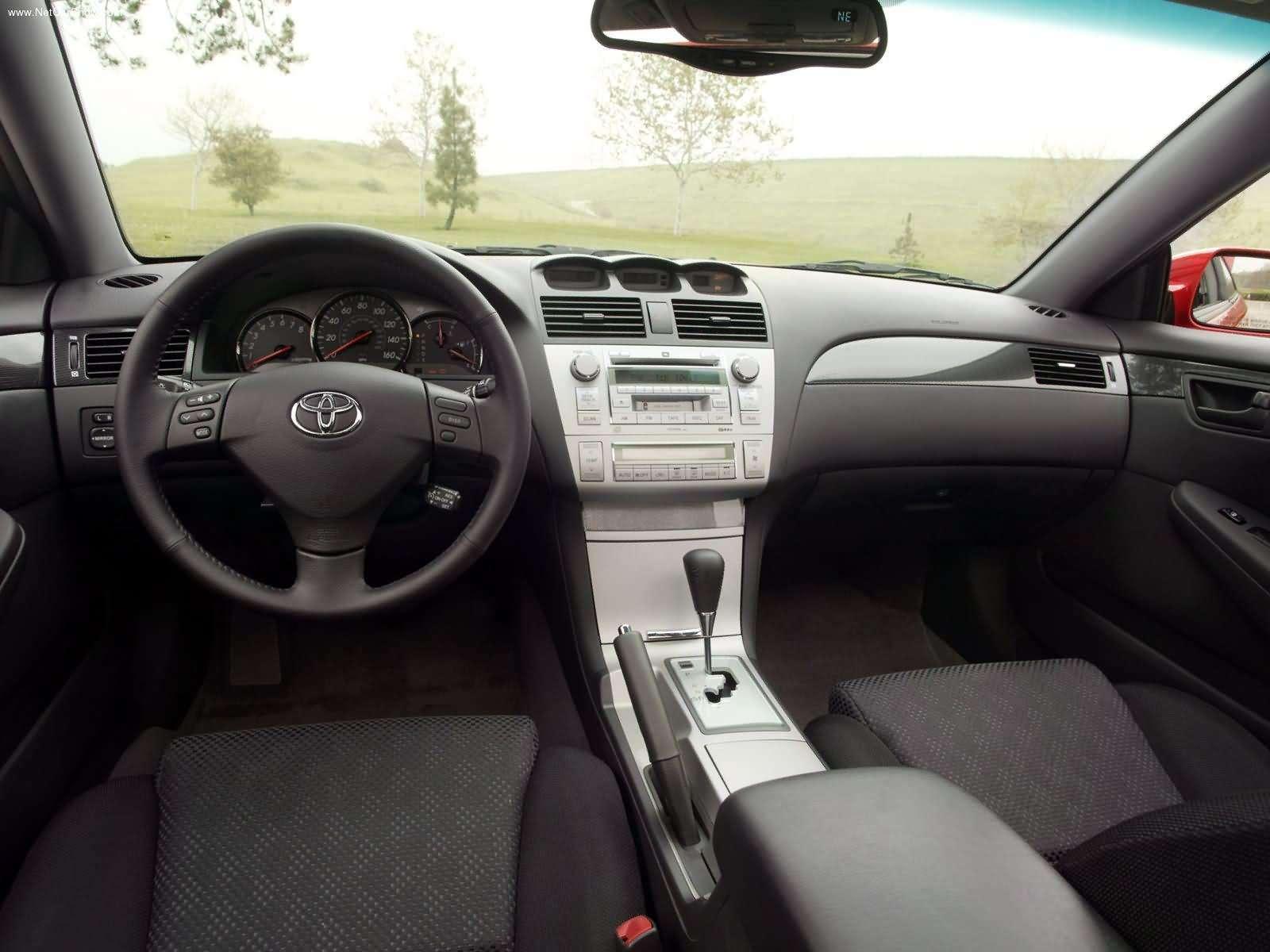 Toyota Camry Solara II 2003 - 2009 Coupe #7