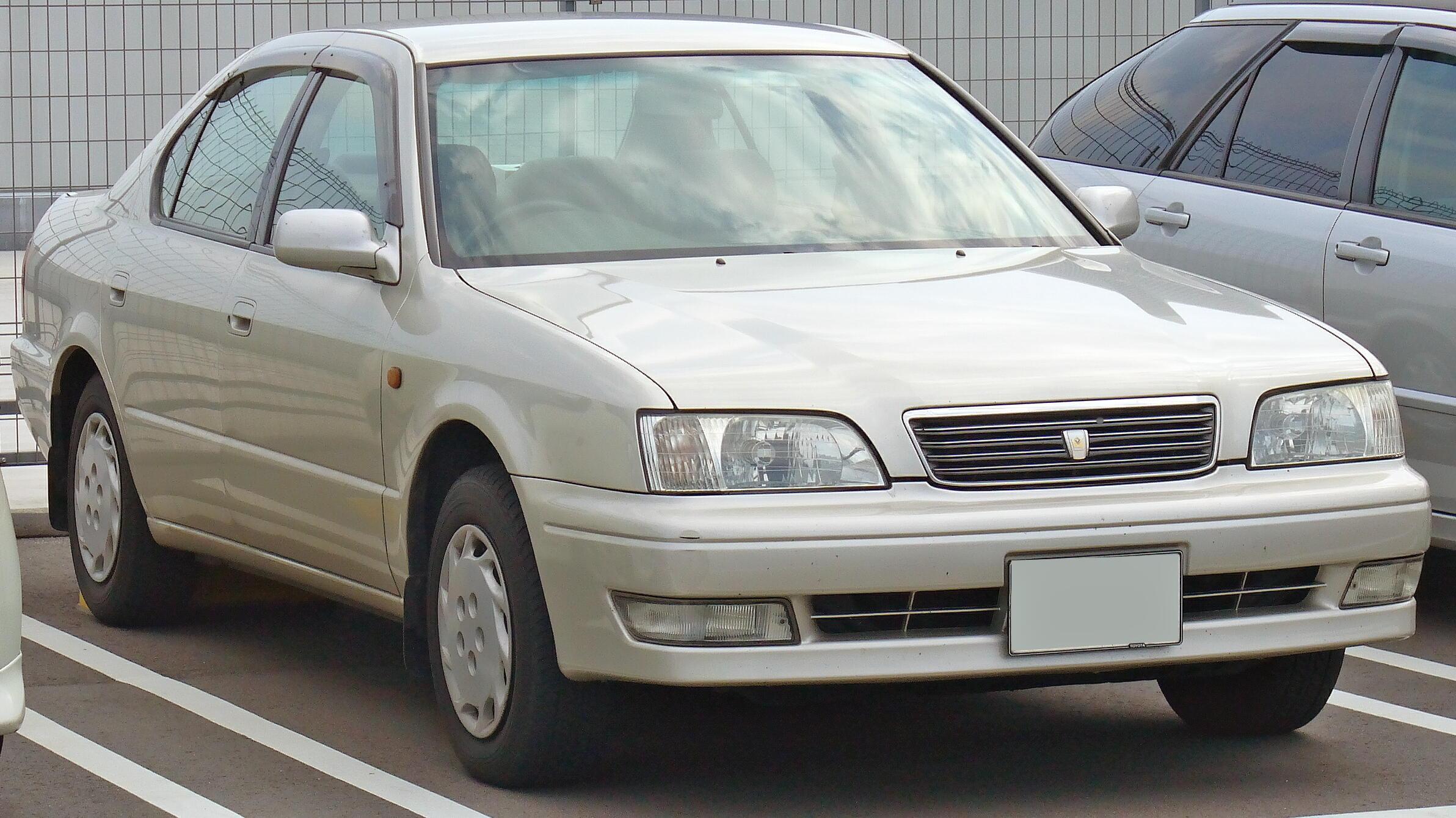 Toyota Vista III (V30) 1990 - 1994 Sedan-Hardtop #4