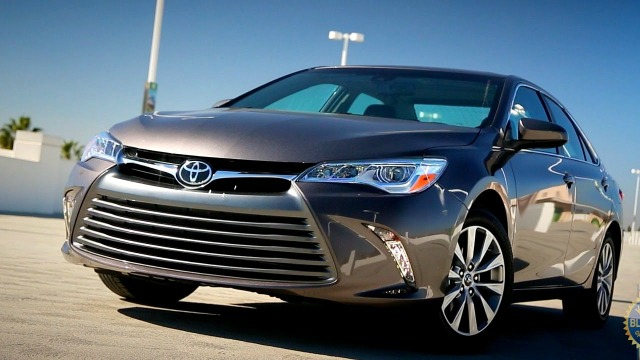 Toyota Camry Vii Xv50 Restyling 2 2017 Now Sedan 6