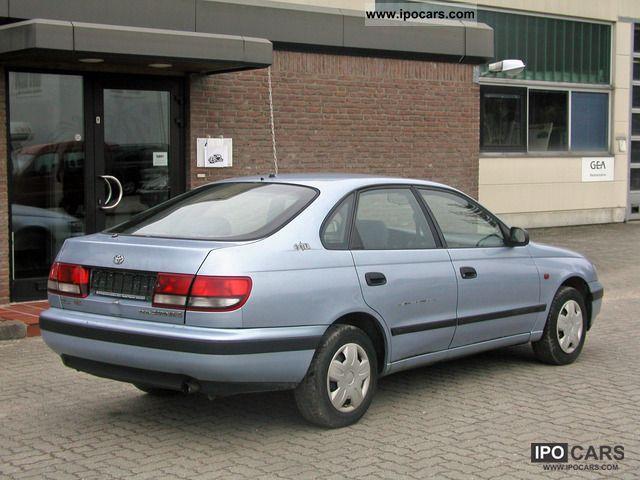 Toyota Carina E 1992 - 1998 Hatchback 5 door #2