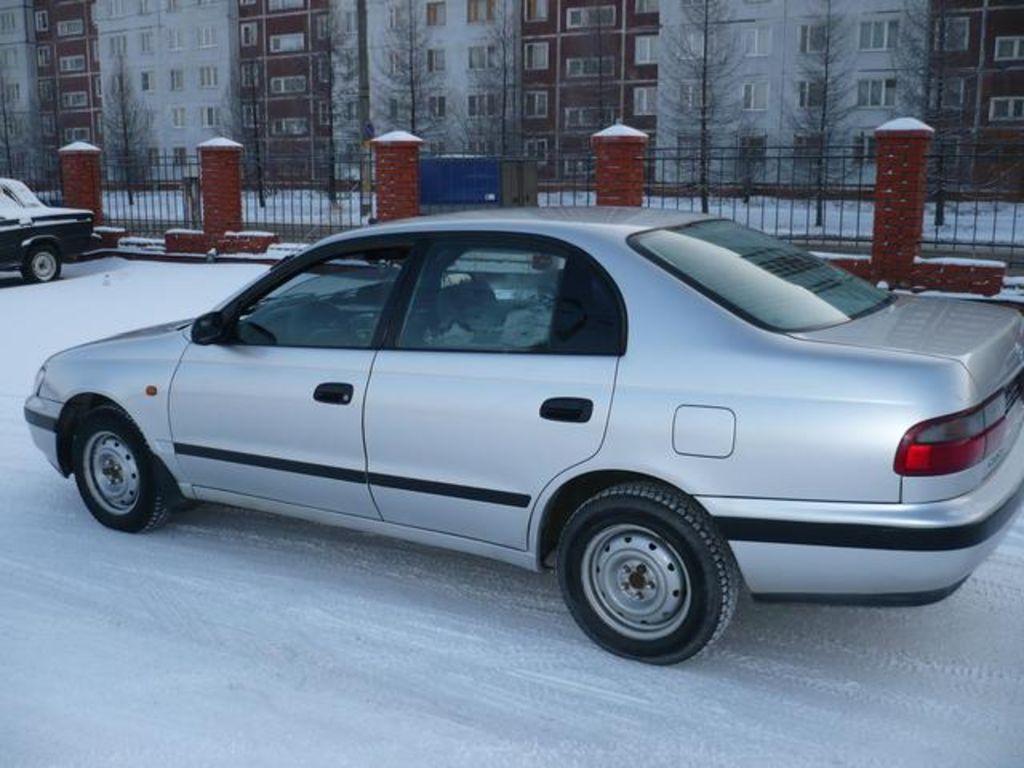 Toyota Carina E 1992 - 1998 Hatchback 5 door #7