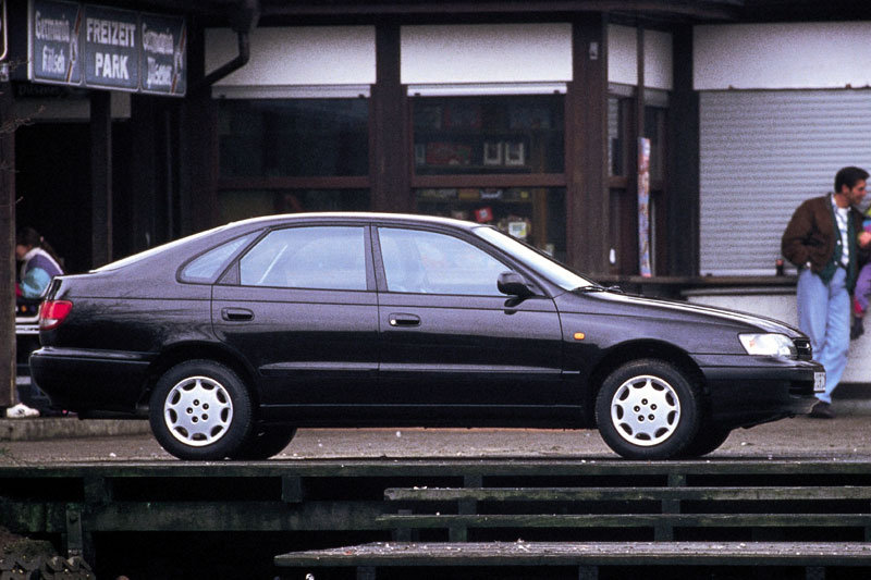 Toyota Carina E 1992 - 1998 Hatchback 5 door #5
