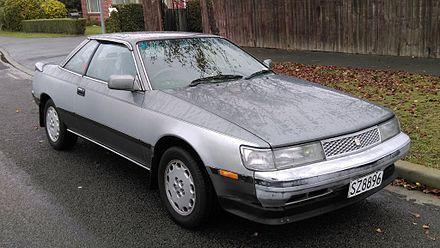 Toyota Carina ED I (T160) 1985 - 1989 Sedan-Hardtop #5