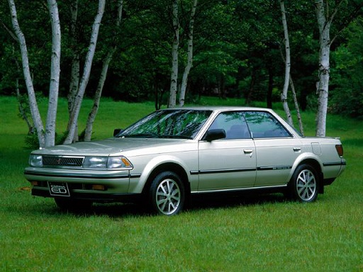 Toyota Carina ED I (T160) 1985 - 1989 Sedan-Hardtop #7