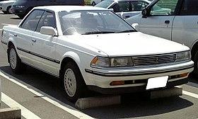 Toyota Carina ED I (T160) 1985 - 1989 Sedan-Hardtop #8