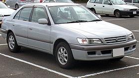 Toyota Carina ED I (T160) 1985 - 1989 Sedan-Hardtop #4