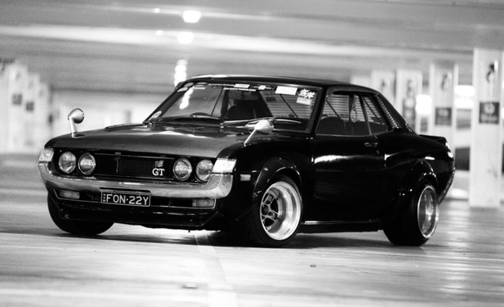 Toyota Celica I (A20ቿ) 1970 - 1977 Liftback #4