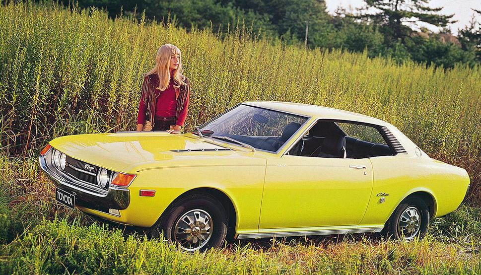 Toyota Celica I (A20ቿ) 1970 - 1977 Liftback #6