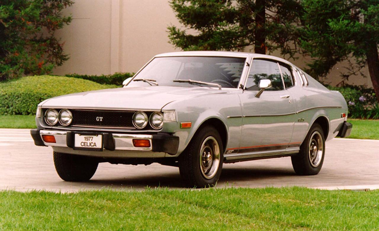 Toyota Celica I (A20ቿ) 1970 - 1977 Liftback #7
