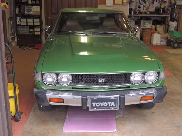 Toyota Celica I (A20ቿ) 1970 - 1977 Liftback #8