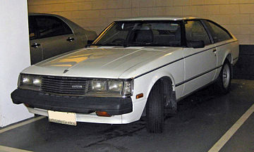 Toyota Celica II (A40, A50) 1977 - 1981 Liftback #2
