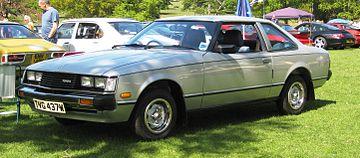 Toyota Celica II (A40, A50) 1977 - 1981 Liftback #4