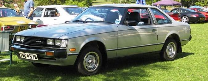 Toyota Celica II (A40, A50) 1977 - 1981 Liftback #5
