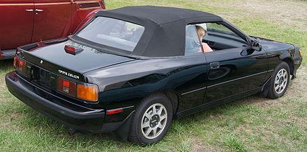Toyota Celica V (T180) 1989 - 1993 Coupe #3