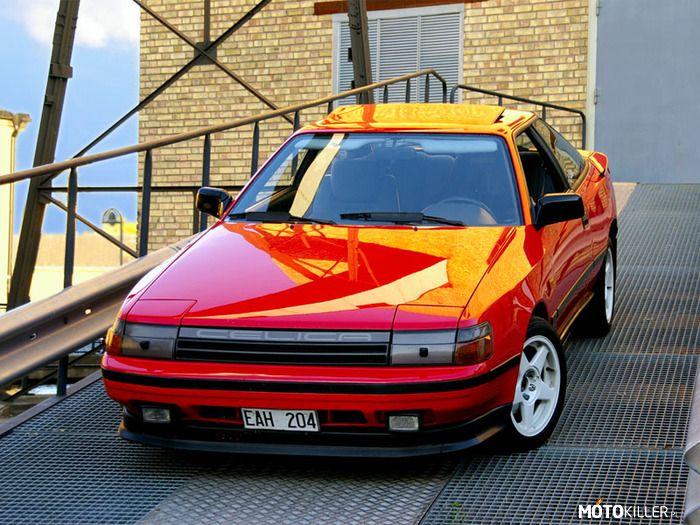 Toyota Celica IV (T160) 1985 - 1989 Liftback #3