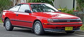 Toyota Celica IV (T160) 1985 - 1989 Liftback #6