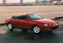 Toyota Celica VI (T200) 1993 - 1995 Cabriolet #3