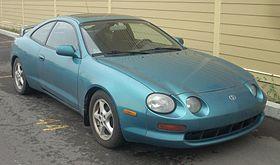 Toyota Celica VI (T200) Restyling 1995 - 1999 Hatchback 3 door #1