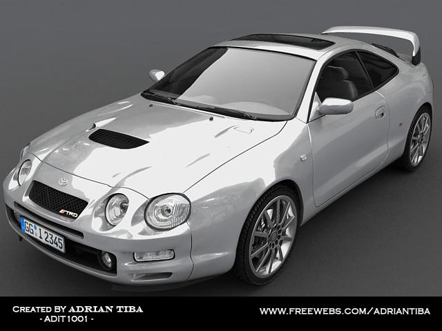 Toyota Celica VI (T200) Restyling 1995 - 1999 Hatchback 3 door #8