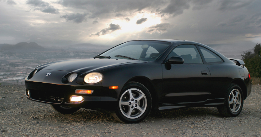 Toyota Celica VI (T200) Restyling 1995 - 1999 Hatchback 3 door #6