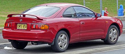 Toyota Celica VI (T200) Restyling 1995 - 1999 Hatchback 3 door #3
