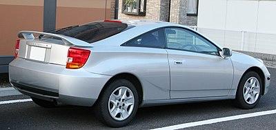 Toyota Celica VII (T230) Restyling 2002 - 2006 Hatchback 3 door #7