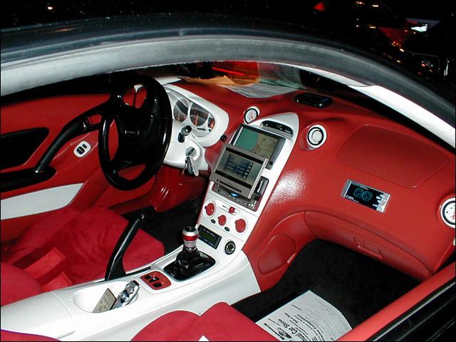 Toyota Celica VII (T230) 1999 - 2002 Hatchback 3 door #7