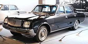 Toyota Century I (G40) 1967 - 1997 Sedan #8